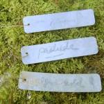 Plant Labels C.
