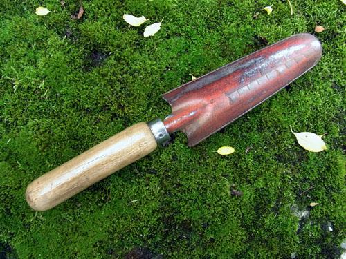 Trowel c for Garden tools for sale uk