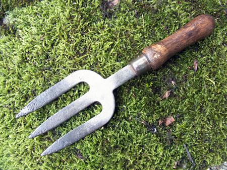Hand fork f for Garden shears for sale