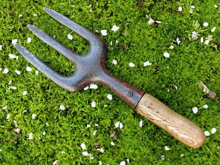 Hand Fork  H